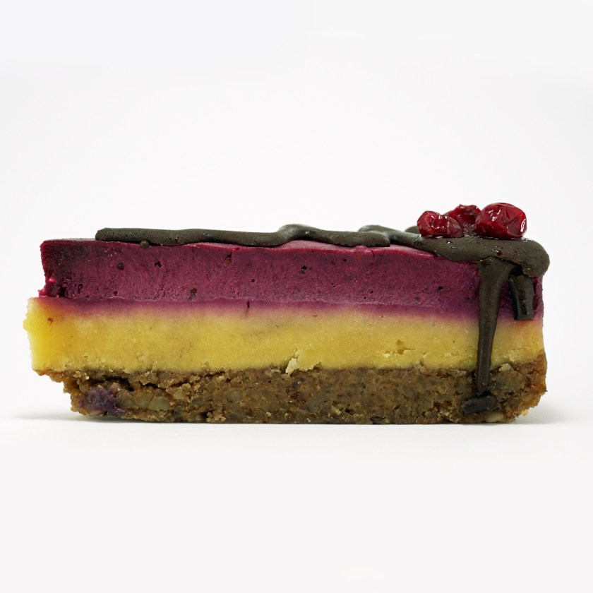 raw cakes cheesecake