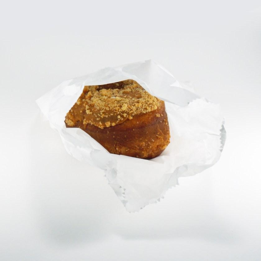 beigne caramel créma montréal