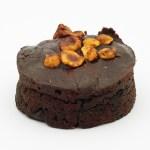 Moelleux Chocolat Noisette par NoGlu