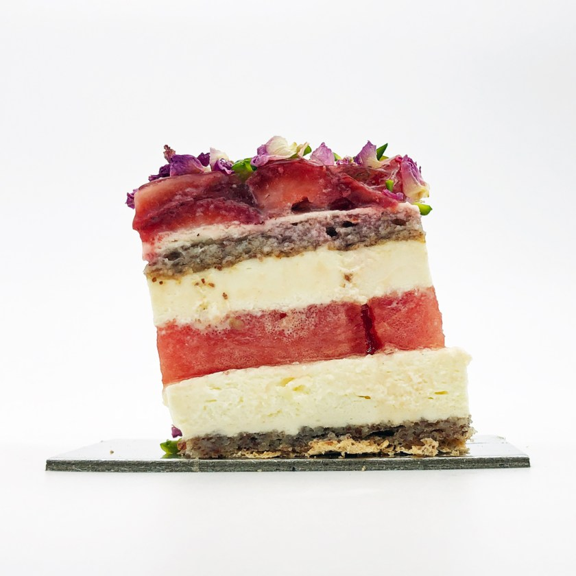 sydney strawberry watermelon cake black star pastry
