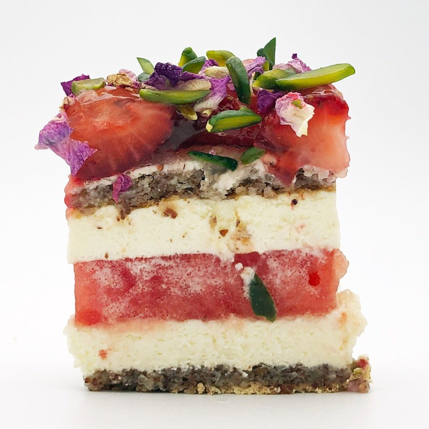 sydney strawberry watermelon cake black star pastry