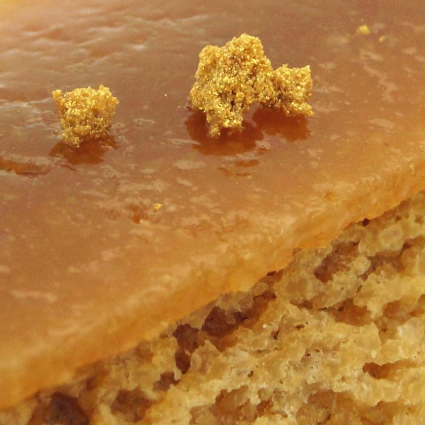 éclair au caramel pâtisserie Karamel