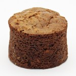 Brownie au Caramel à la Fleur d'Oranger par La Chocolaterie Cyril Lignac