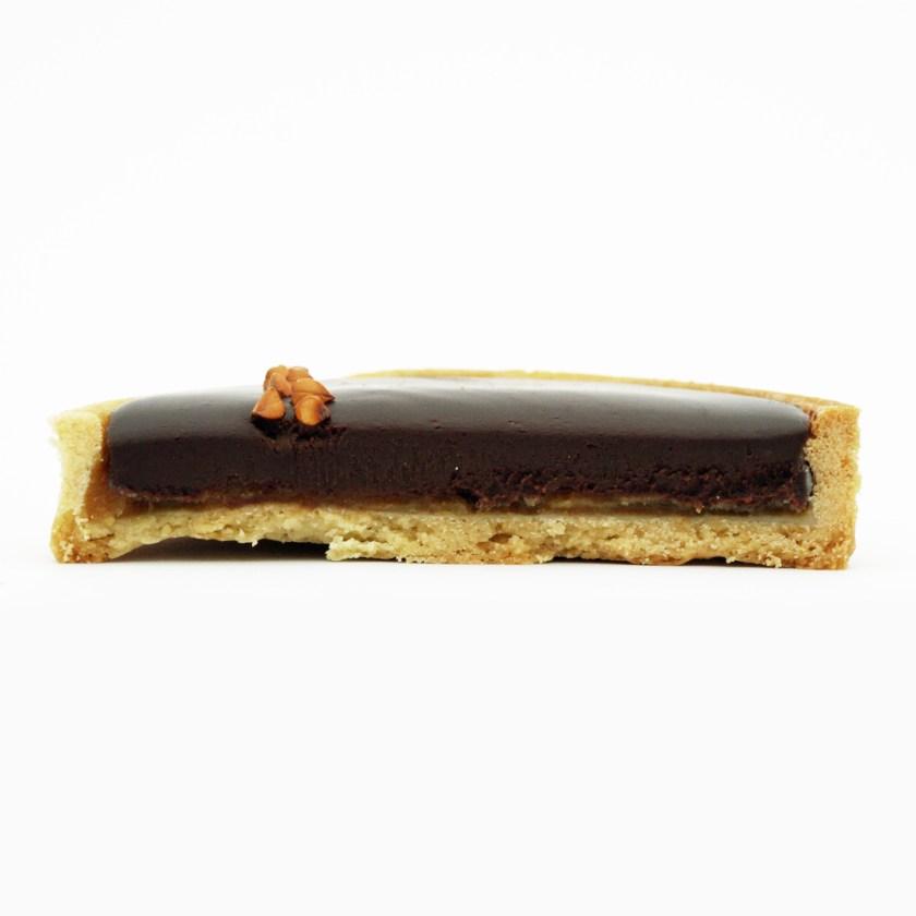 tarte chocolat caramel sarrasin emma duvéré