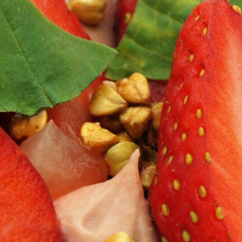 tarte fraise basilic sarrasin café mirabelle