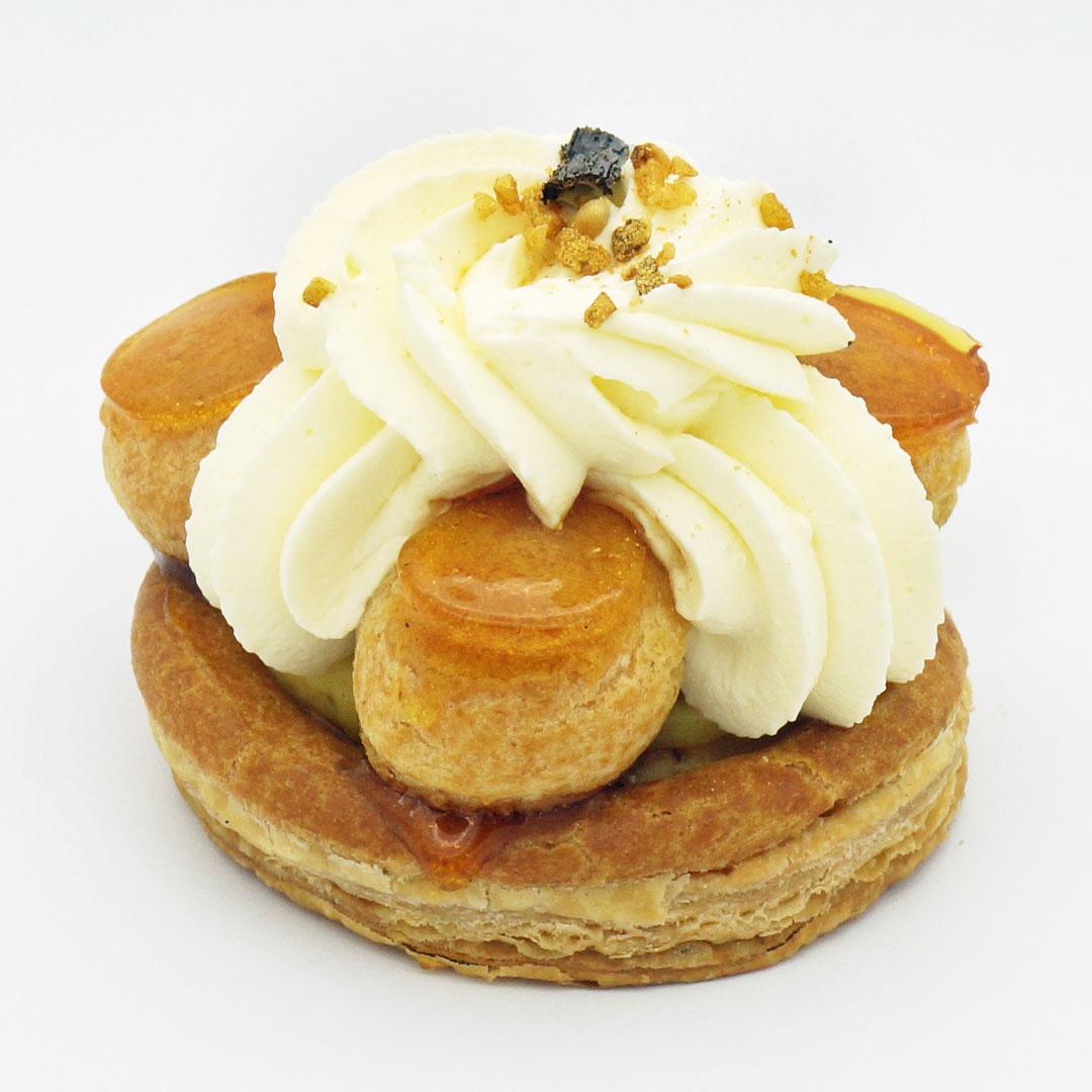 Saint-Honoré à la Vanille par la boulangerie d'Alésia