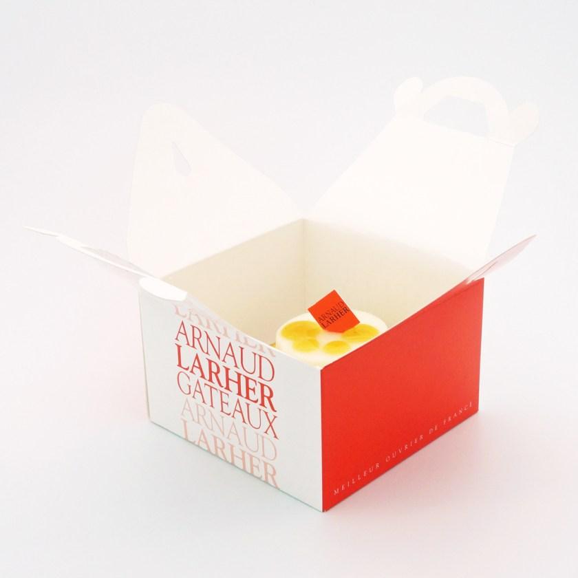 tarte au citron par Arnaud Larher