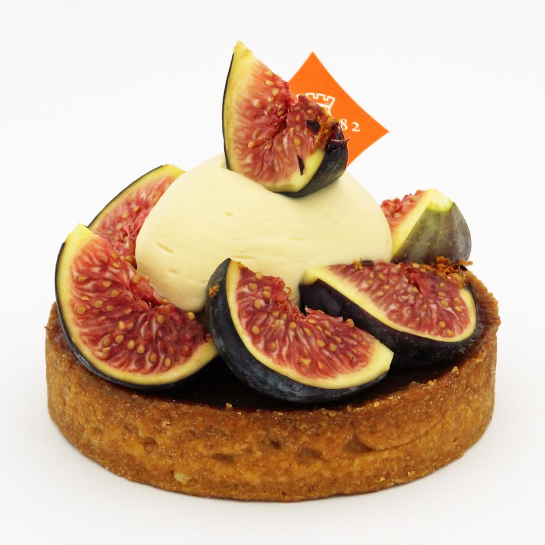 Tartelette aux Figues par Le Boulanger de la Tour