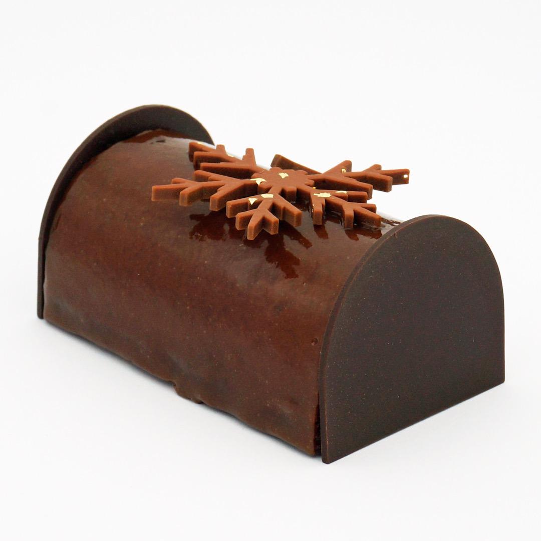Bûchette au Praliné par La Maison du Chocolat