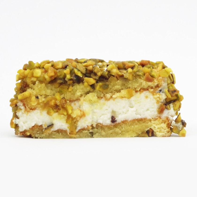 torta ricotta pistacchio il gelato del marchese