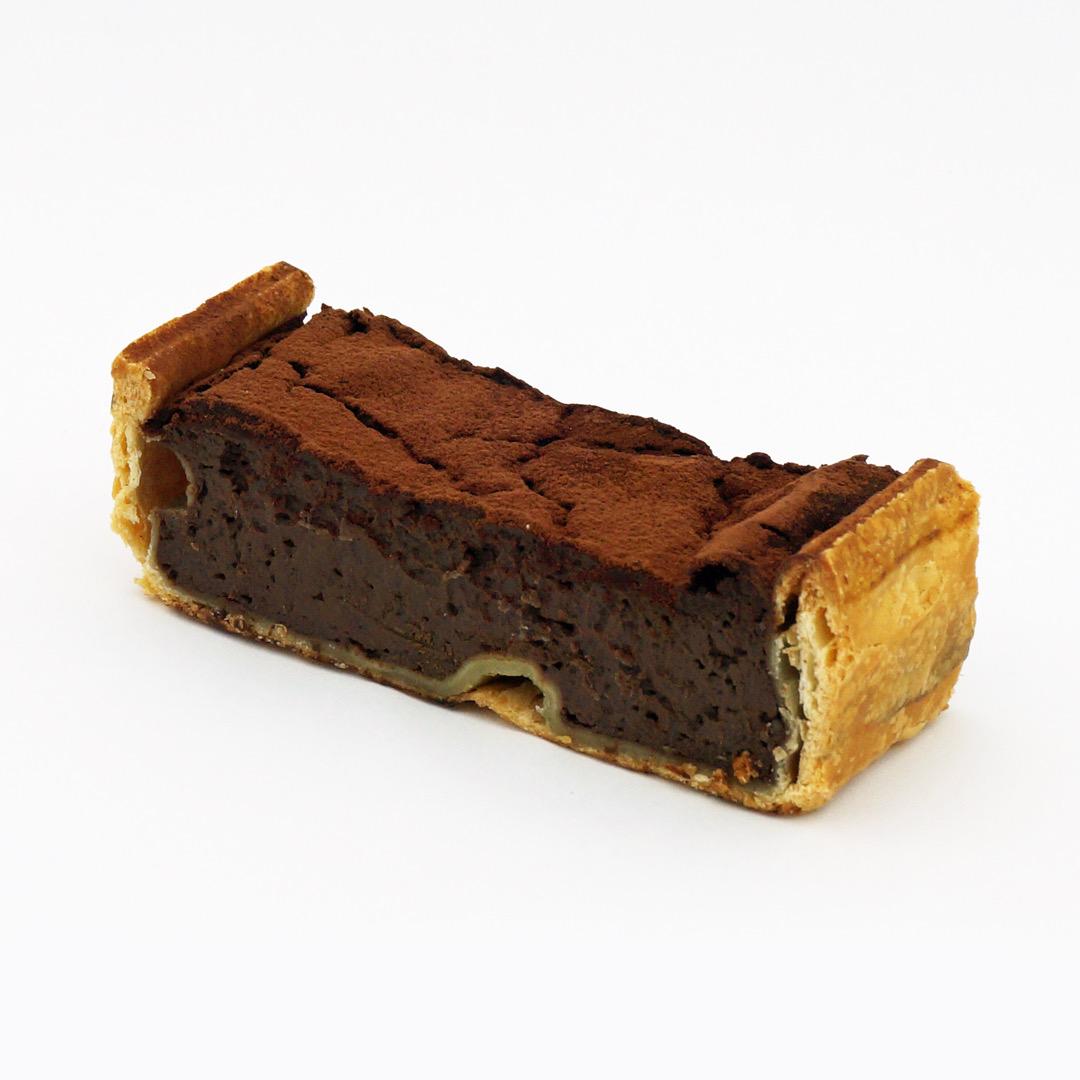 Tarte au Chocolat par Lastre Sans Apostrophe