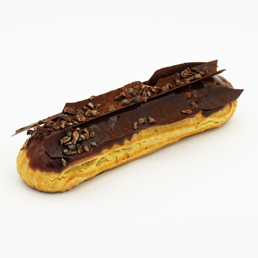 Éclair au Chocolat par Publicis Drugstore