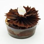 Baba Chocolat Rhum Raisin par Lenôtre