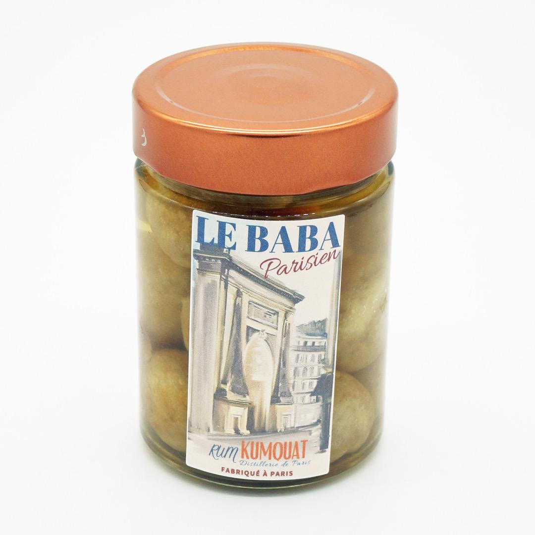 Babas au Rhum et Kumquat par Julhès et La Distillerie de Paris
