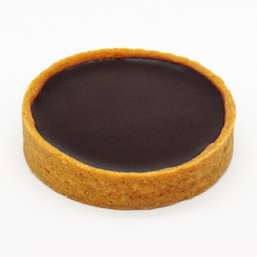 tarte chocolat câpres Jacques génin