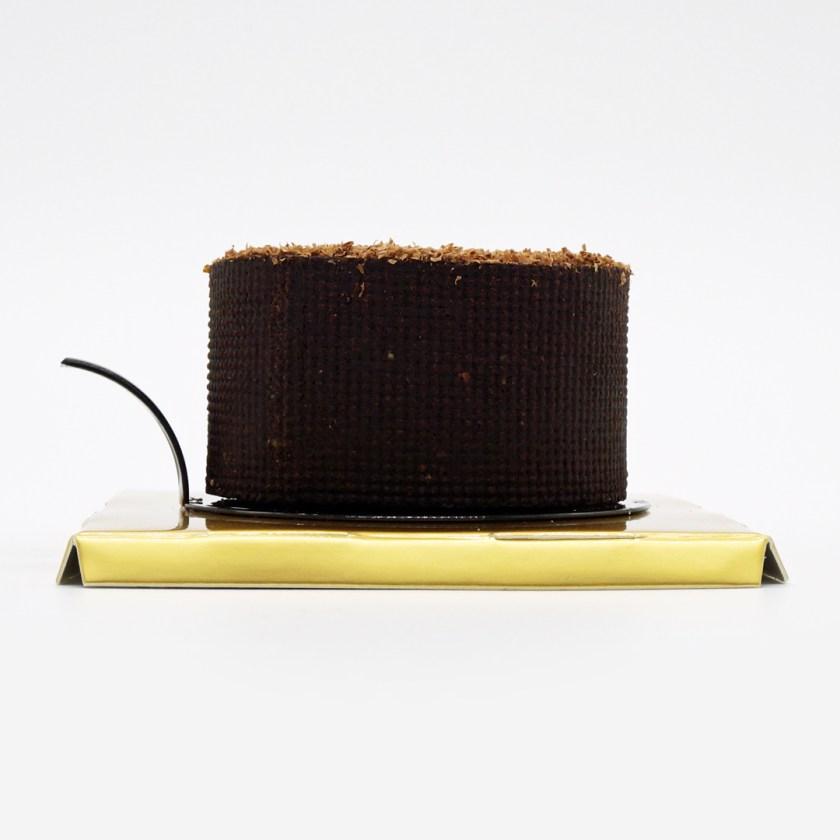Flan Chocolat Praliné Burgundy Pierre-Jean Quinonero