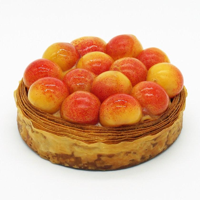 tarte aux mirabelles Cédric grolet