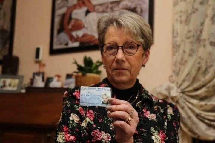Sylvie Brasseur Lidl supermarché refus accès toilettes