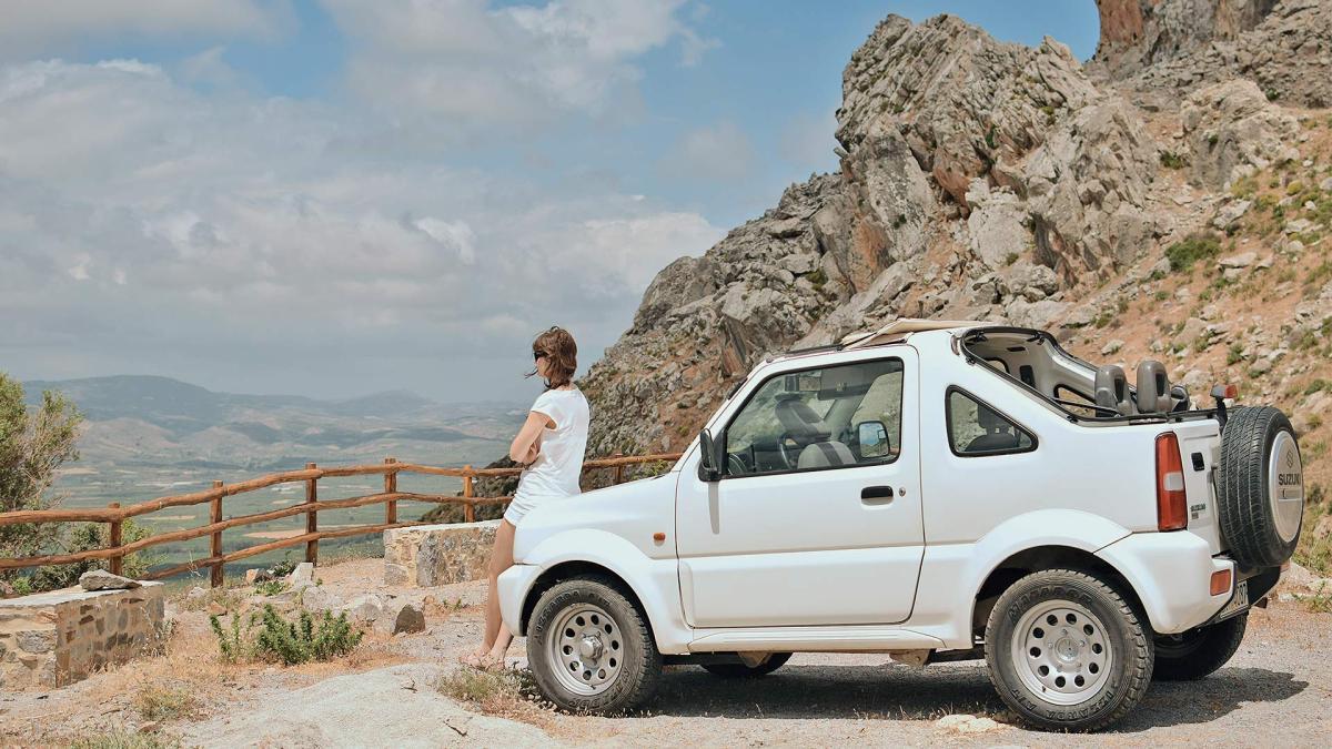 Wie ich auf Kreta in ein Loch fiel