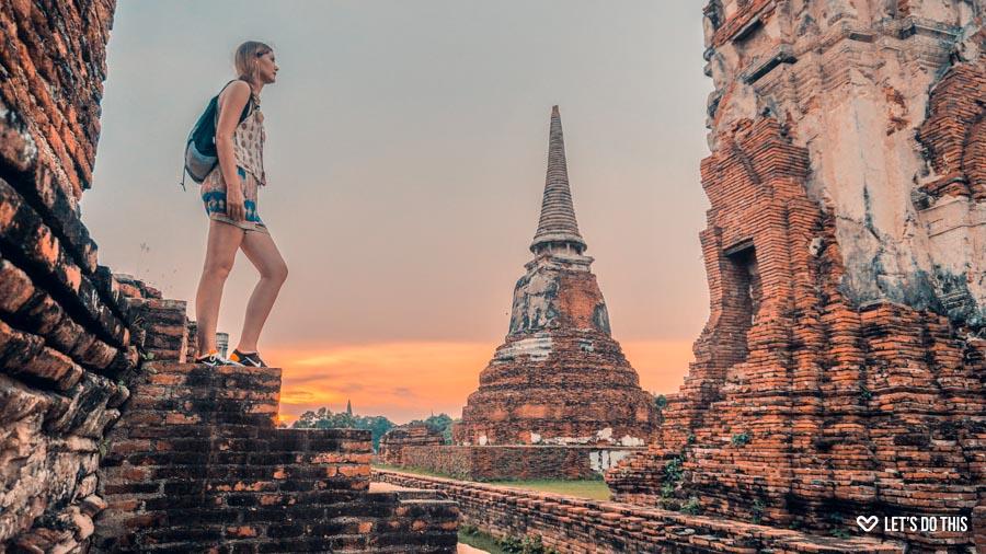 5 Tage in Ayutthaya - Unsere Erlebnisse.