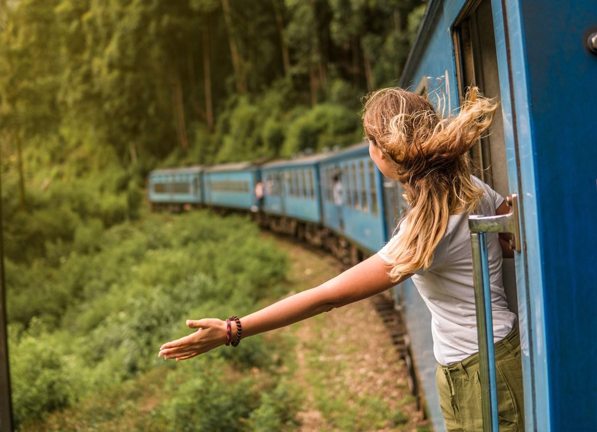 Die wohl schönste Zugstrecke der Welt - zwischen Kandy und Ella in Sri Lanka