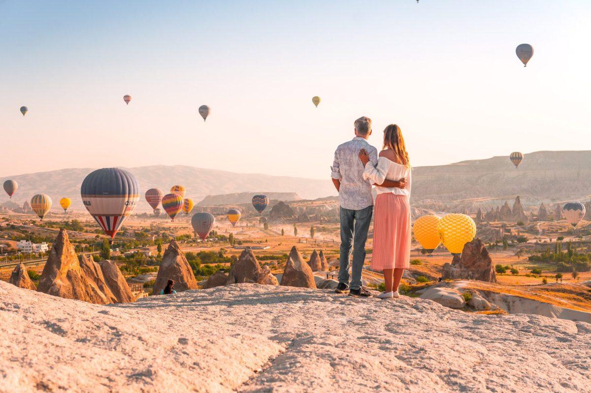 10 und mehr Dinge die du in Cappadocia unternehmen kannst.