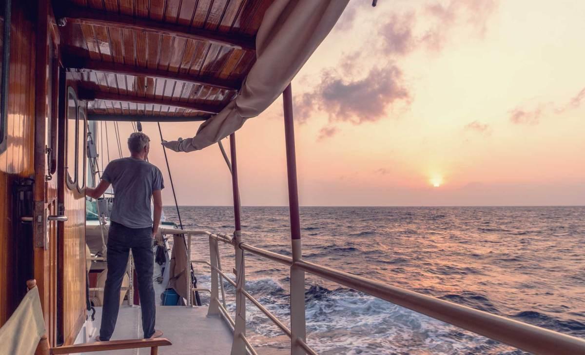 7 Tage per Segelschiff durch Thailand - unser größtes Abenteuer in Asien