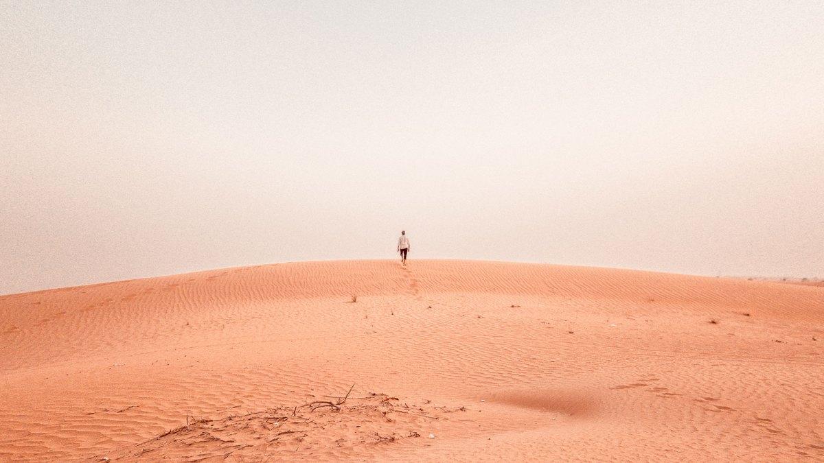 Warum eine Weltreise kein Urlaub ist