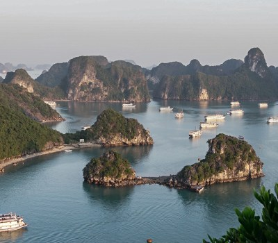 Halong Bucht Vietnam – Unsere Erfahrungen