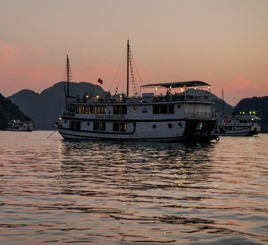 Halong Bucht - Vietnam