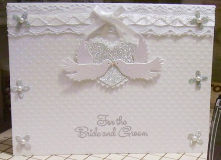 Card Making Ideas By Amazingpapergrace Using Justrite Filigree Corners With Mix And Match Sentiments
