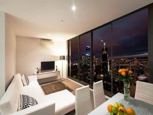 Luxury Sky View Apartment Melbourne Cbd