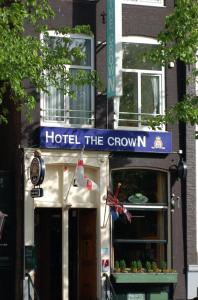 Amsterdam Hotel The Crown In Amsterdam Netherlands Lets Book Hotel