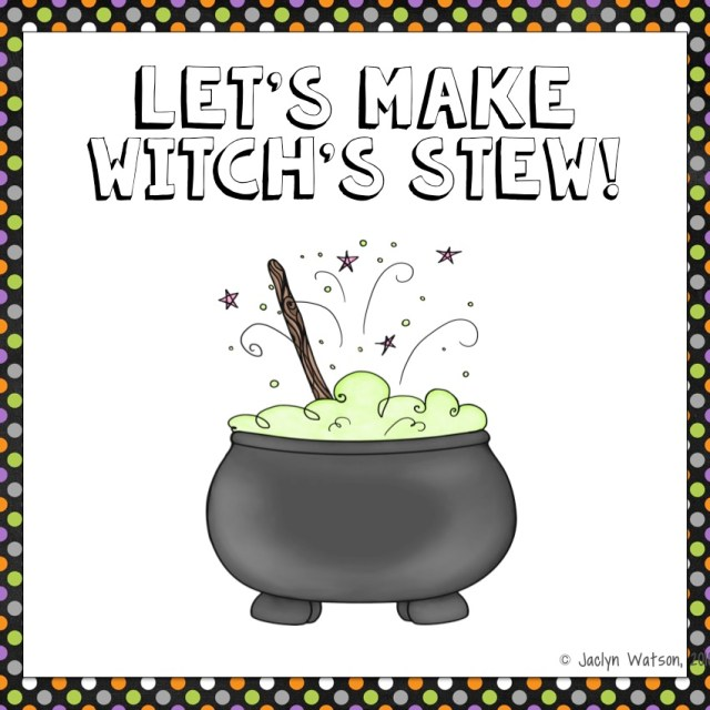 witch's stew cover