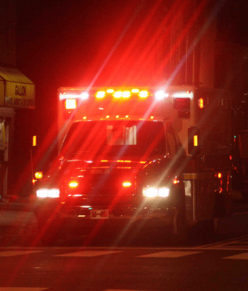 Wipe the Butt: A Story of Hope from the Ambulance