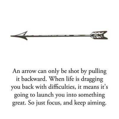 On Bows and Arrows