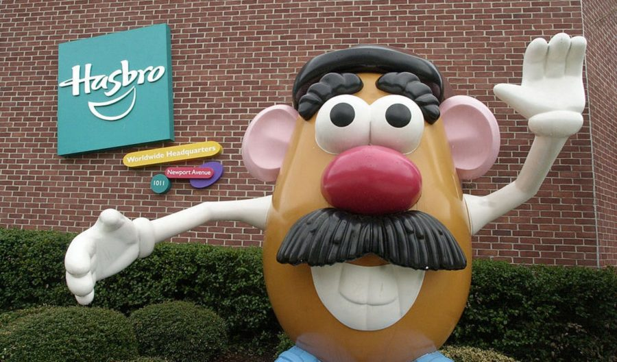 BREAKING–Mr. Potato Head's New Replacement