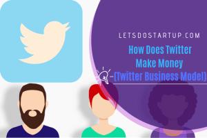 How does twitter make money