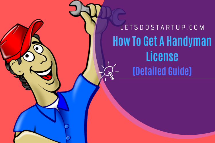 How To Get A Handyman License