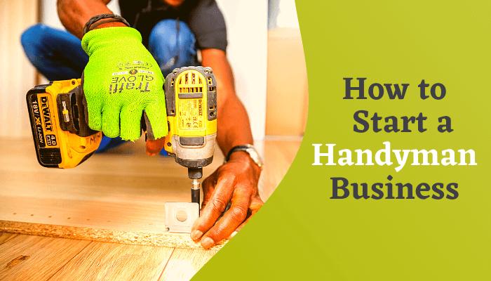 start a handyman business