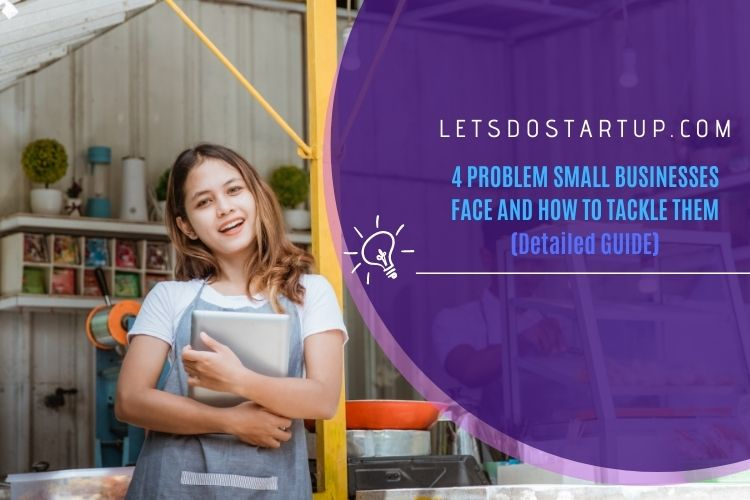 Problems Faced By Small Businesses