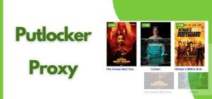 Putlocker Proxy List