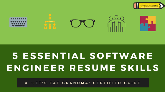 5 Essential Software Engineer Resume Skills