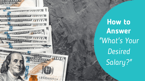 How to Answer That Salary Expectation Question (in Both Applications and Interviews)