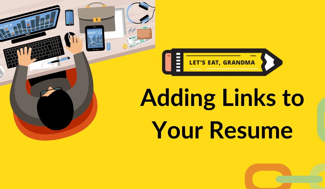 How to Add Links to Your Resume: LinkedIn, Github, and More