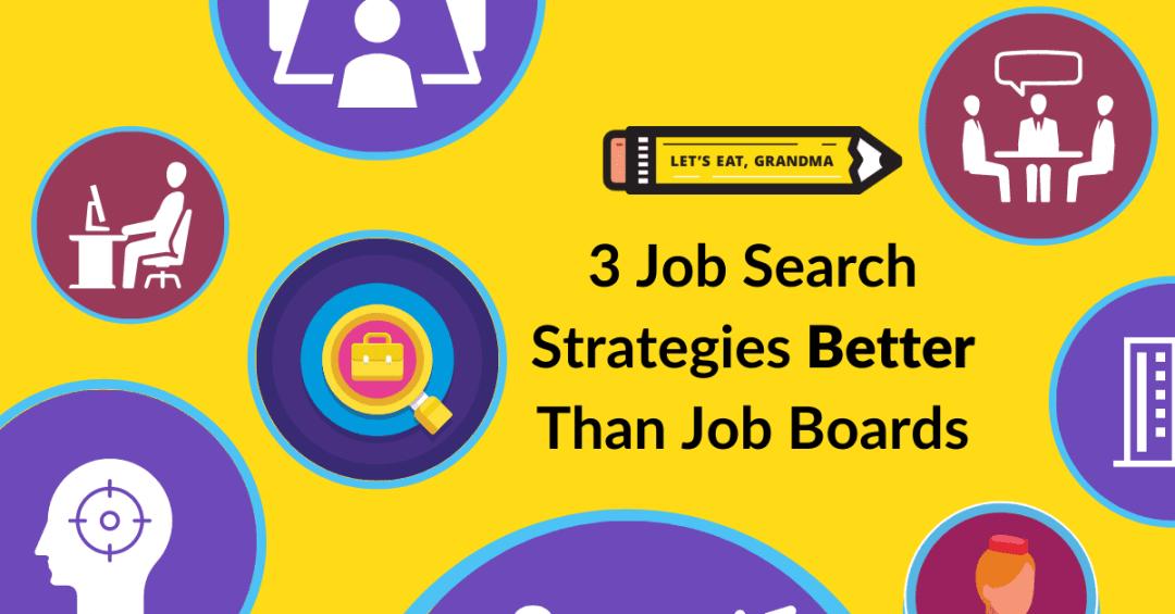 Job Search Strategies 2021