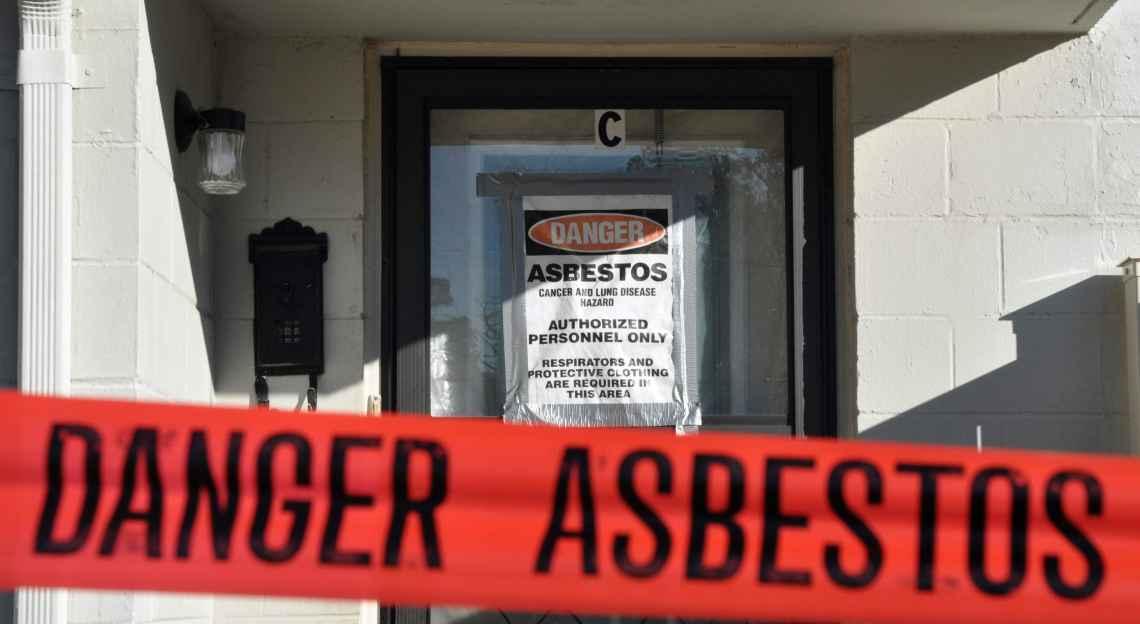 Foto asbest