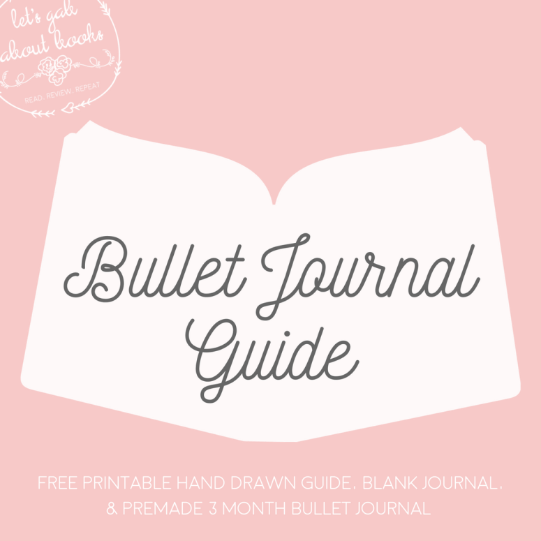 Bullet Journal Guide + Dotted Journal + Pre-made Bullet Journal // free printables