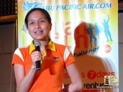 Candice Iyog, VP for Marketing & Distribution