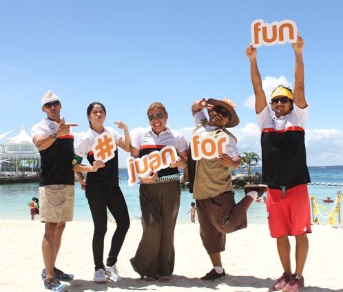 Juan For Fun Adventure Coaches